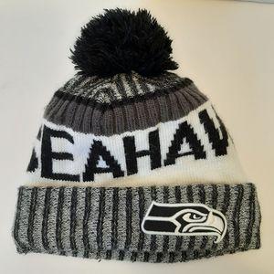 Seattle Seahawks Beanie